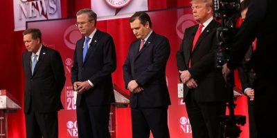 • El precandidato tampoco se ha medido al hablar y criticar a los precandidatos Ted Cruz y Jeb Bush, del mismo partido. Foto:Fuente Externa