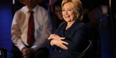 • Hillary Clinton del partido Demócrata. Foto:Fuente Externa