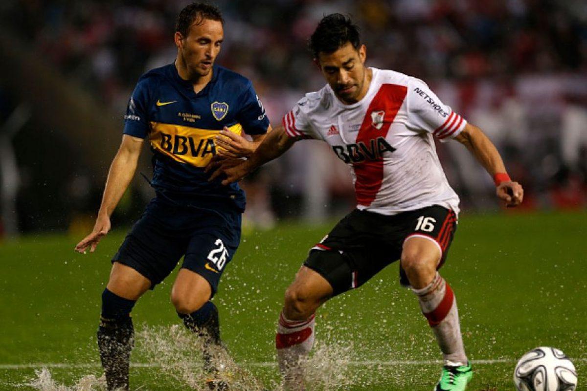 Boca Juniors (82.3 MDE) vs. River Plate (80.13 MDE) = 162.43 MDE Foto:Getty Images