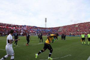 Olimpia (11.05 MED) vs. Cerro Porteño (12.65 MDE) = 23.7 MDE Foto:Getty Images