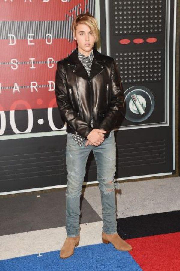 """El último material de Justin fue lanzado a finales del año pasado. Se llama """"Purpose"""" y en él encontramos el tema """"Sorry"""", que nos muestra a un Bieber más maduro. Foto:Getty Images"""