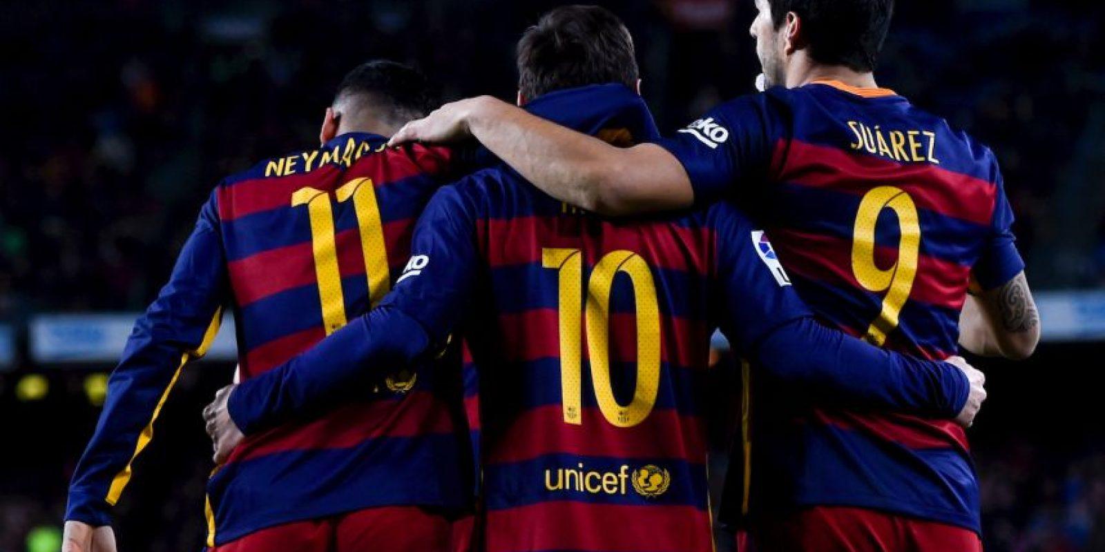 En 27 partidos de Liga, suman 22 victorias, 3 empates y sólo dos derrotas. Foto:Getty Images