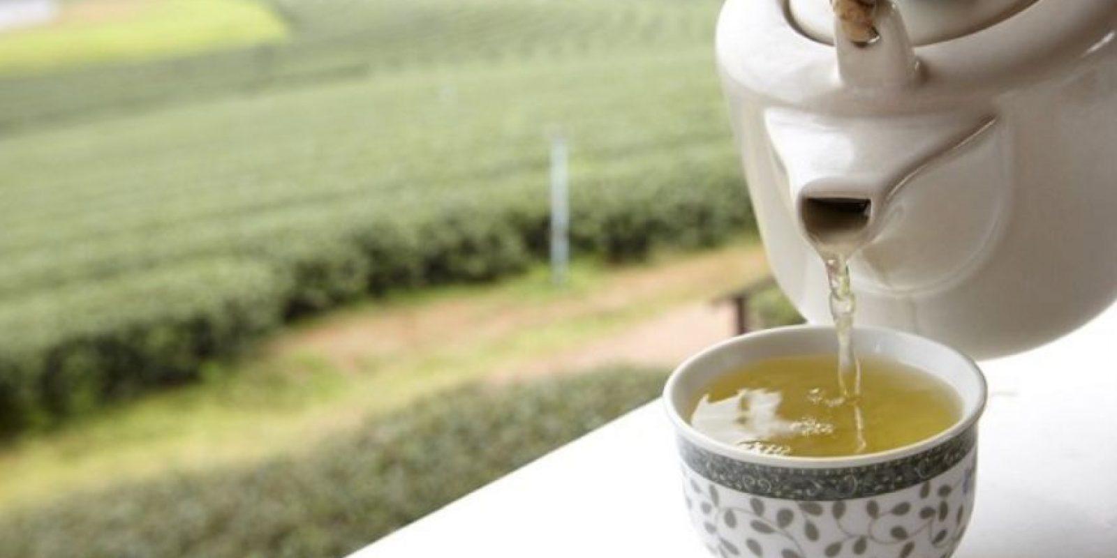 El té blanco reduce el colesterol y reduce la presión sanguínea. Foto:Twitter