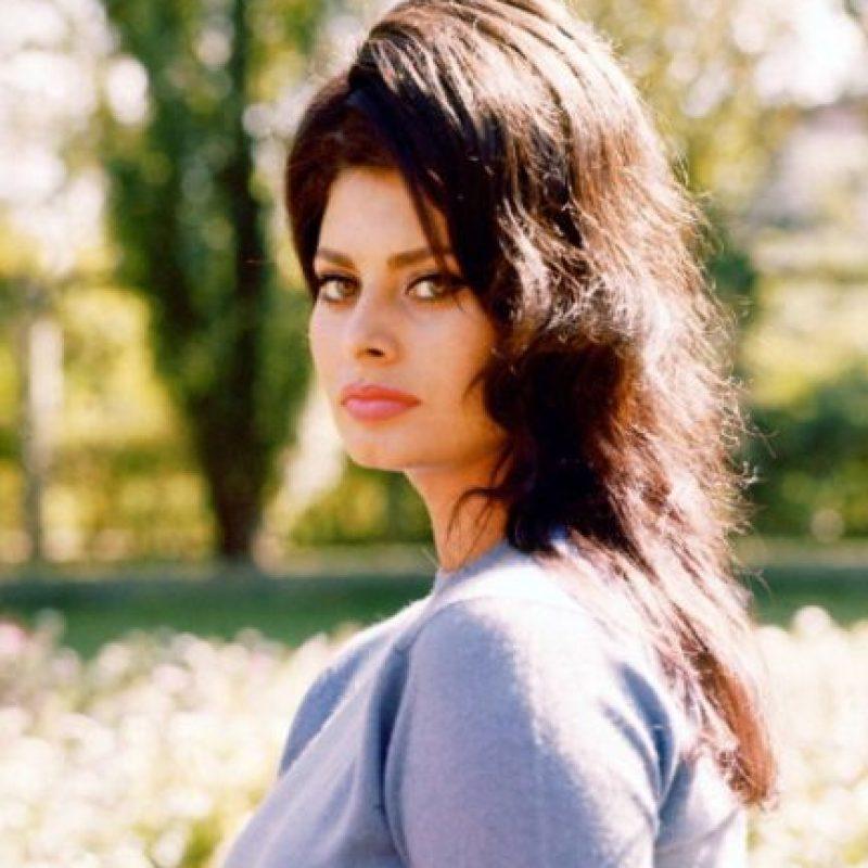Es una de las grandes actrices del cine vivas. Foto:vía Getty Images