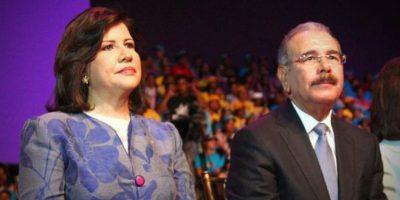 Medina anuncia que Margarita Cedeño será su compañera de boleta elecciones
