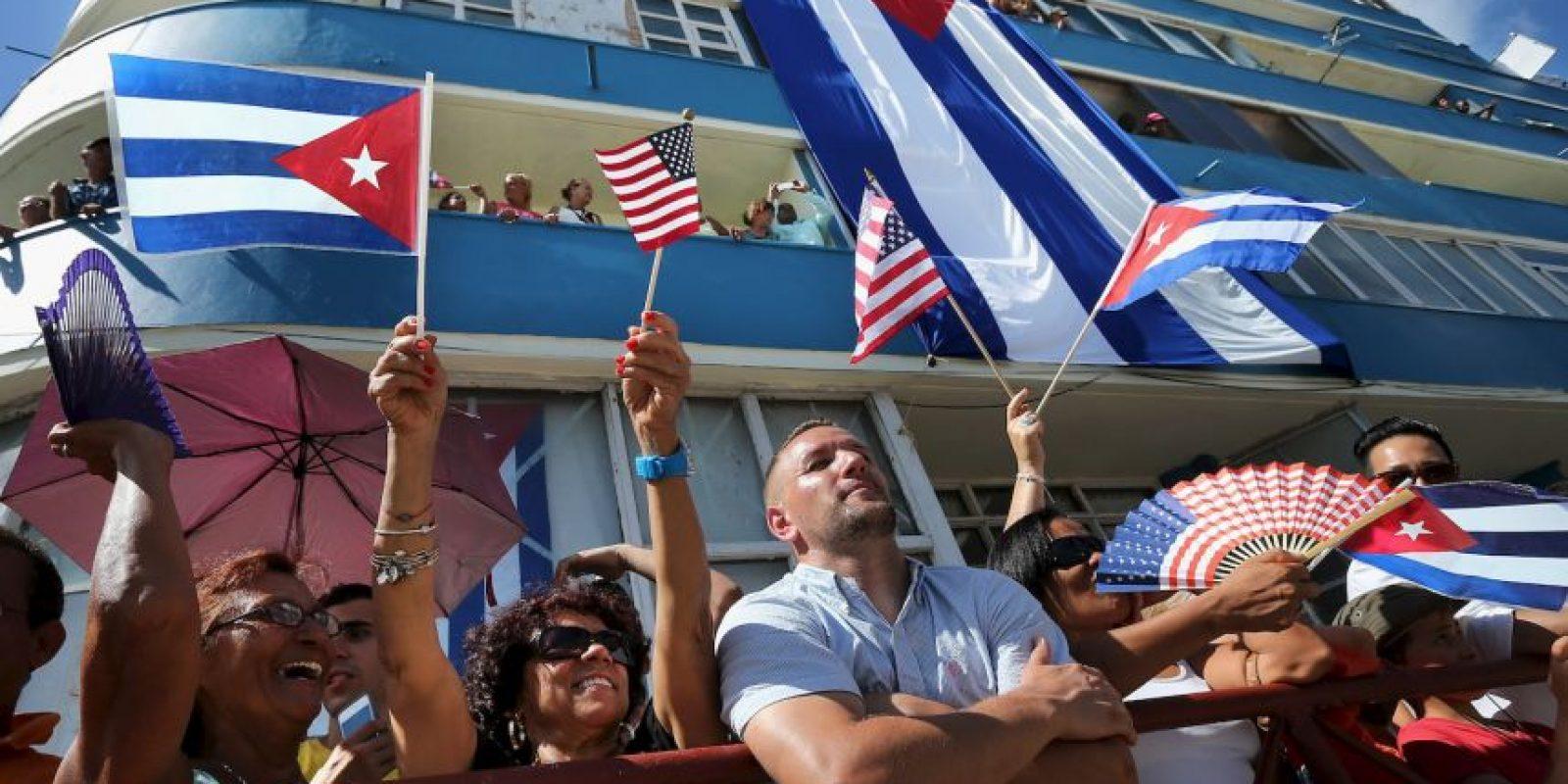 Las personas con un pasaporte cubano solo pueden evitar tramites de visado en 59 países, por lo que coloca al documento en lugar 78 globalmente. Foto:Getty Images