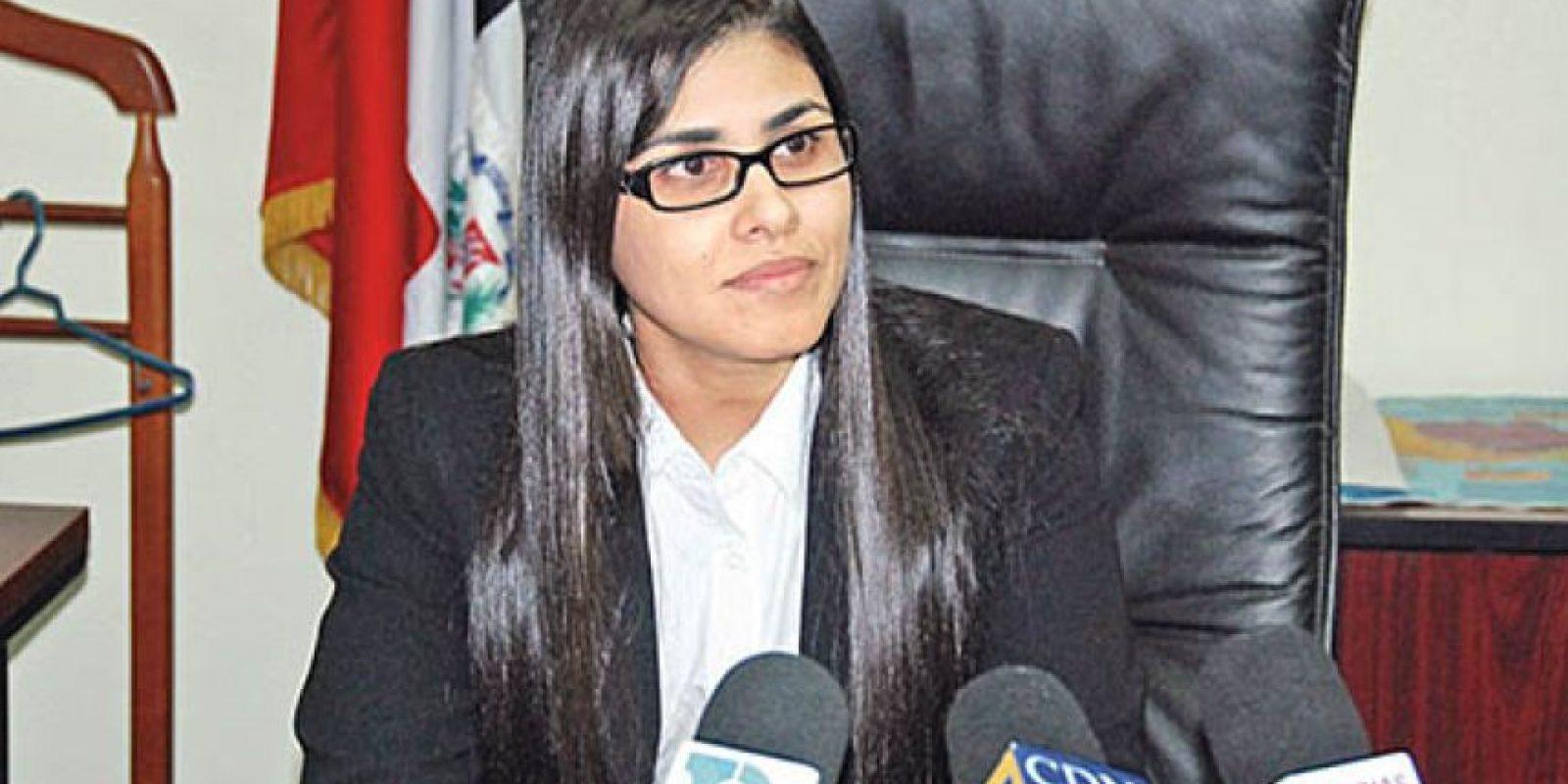 Olga Diná Foto:Fuente Externa