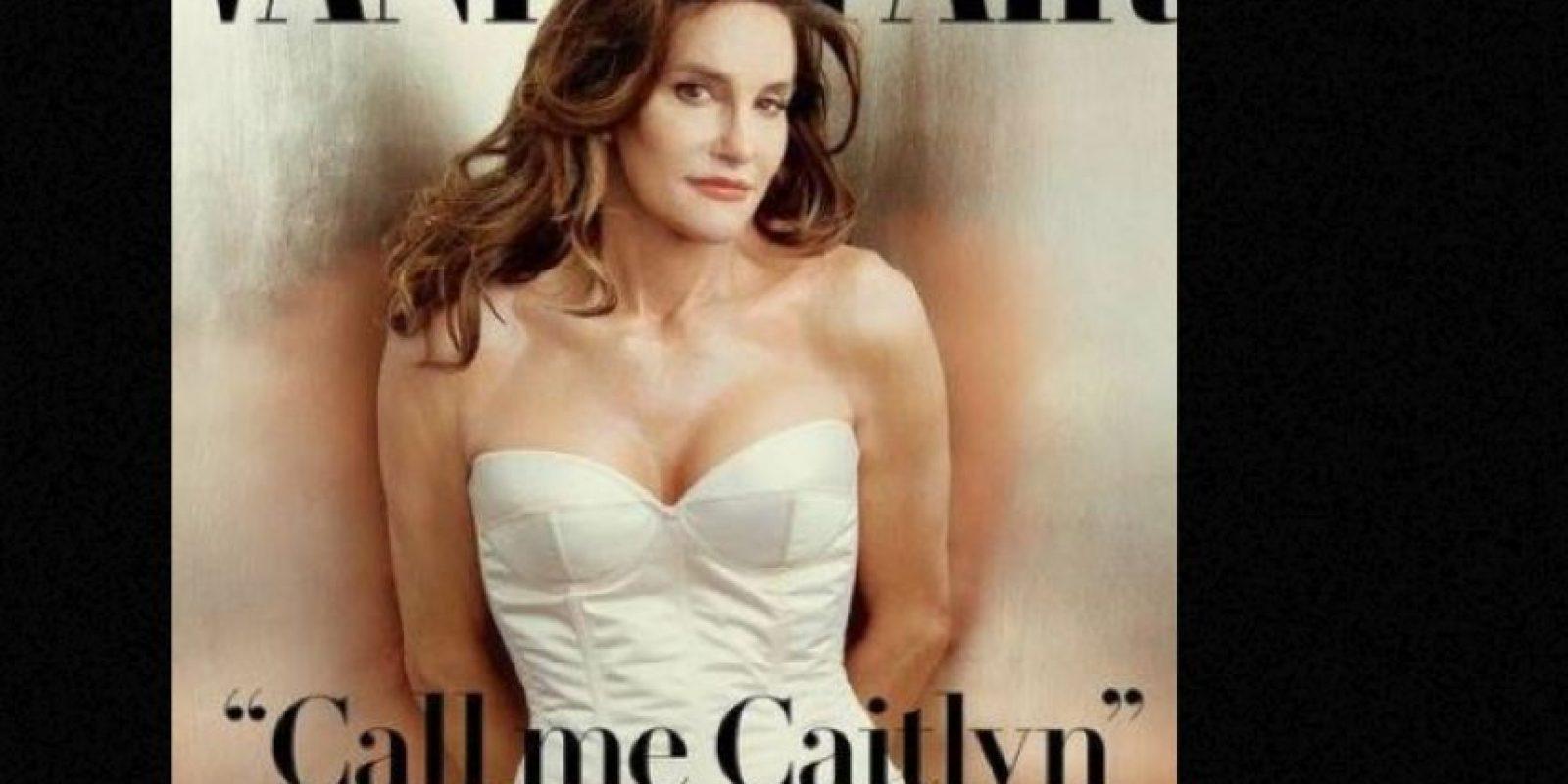 Caitlyn Jenner traumatizó a Kris con su cambio. Foto:vía Vanity Fair