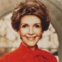 Nancy Reagan fue Primera Dama de California. Foto:vía Getty Images