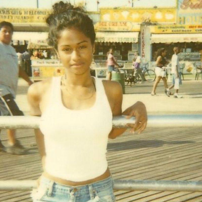 Nació en Trinidad y Tobago y estuvo en una familia disfuncional. Foto:vía Tumblr