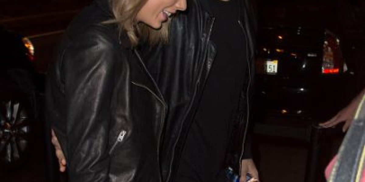 Así celebró Taylor Swift el primer aniversario de su noviazgo con Calvin Harris