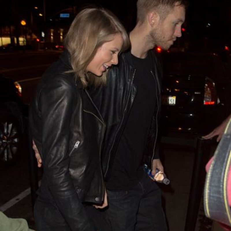 Taylor Swift y Calvin Harris están de manteles largos. Foto: Getty Images