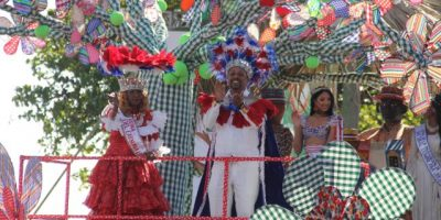 Ministerio de Cultura da a conocer comparsas ganadoras  del Desfile Nacional de Carnaval 2016