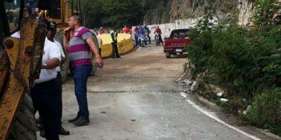 Se restablece el tránsito carretera Jarabacoa-Constanza