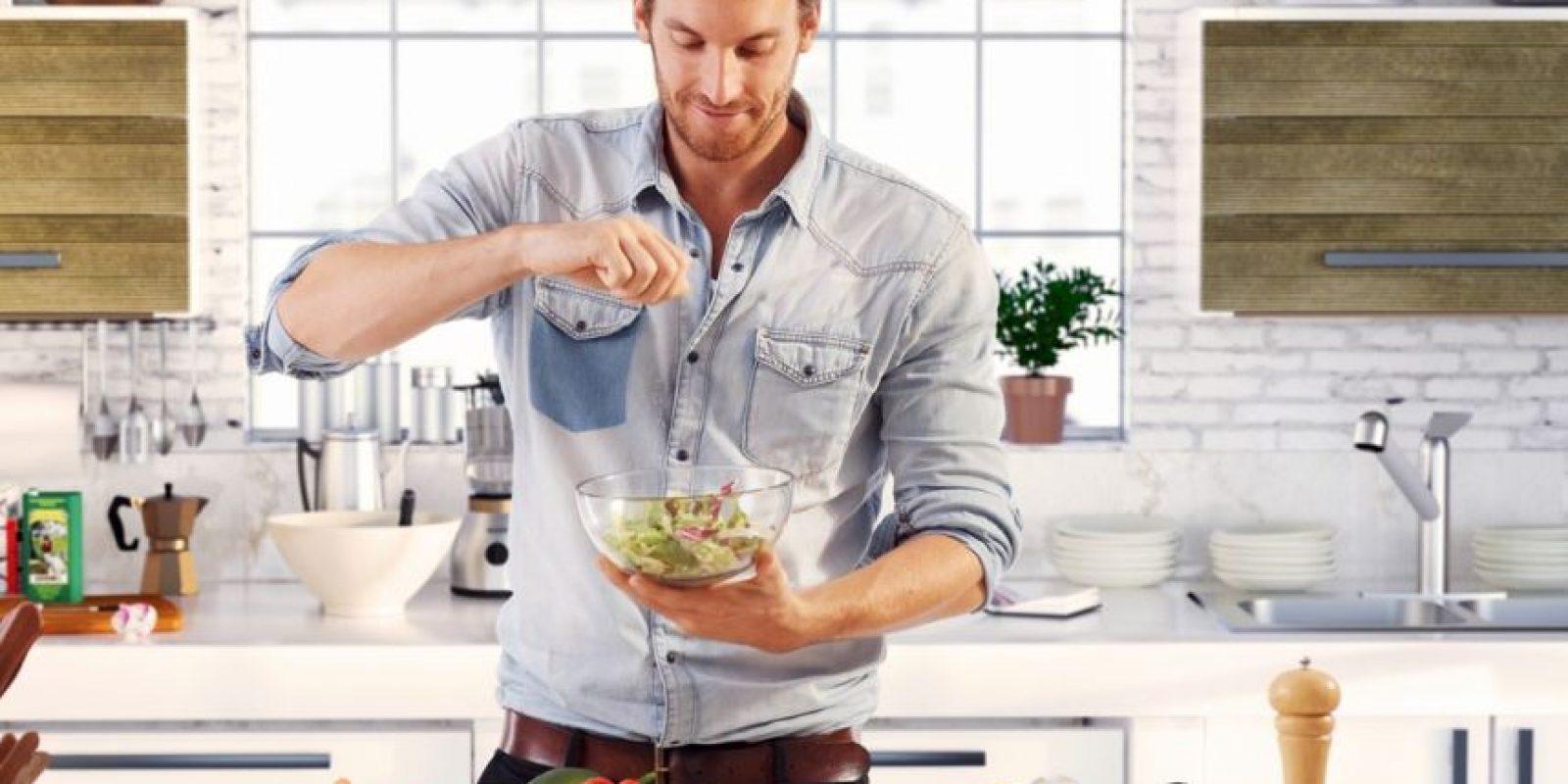 1.- Cuida tus hábitos alimenticios.