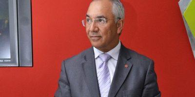 Eddy Martínez Manzueta, presidente del Consejo de Directores del PCSD. Foto:Mario de Peña