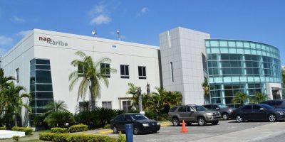 Instalaciones de la empresa NAP del Caribe Foto:Mario de Peña