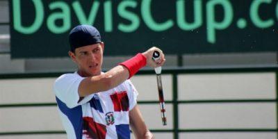 """Chile vence por """"barrida"""" a  Dominicana en la Copa Davis"""