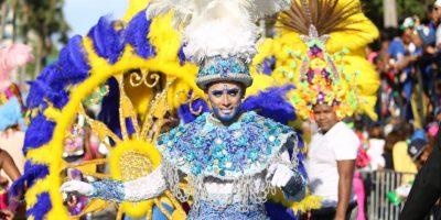 Desfile de Carnaval 2016 Foto:Roberto Guzmán