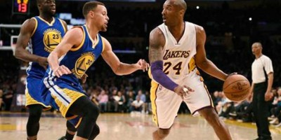 Kobe Bryant y Lakers no se dejaron humillar ante Golden State