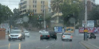 Lluvias seguirán con menos intensidad este lunes