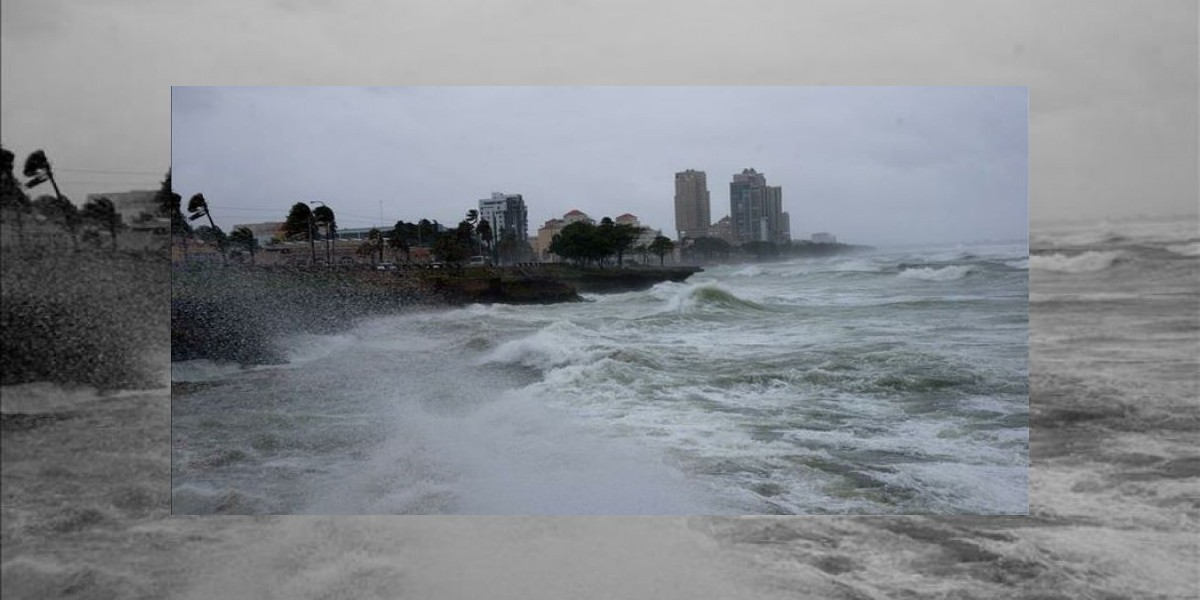 Alerta verde para Costa Atlántica por olas y vientos