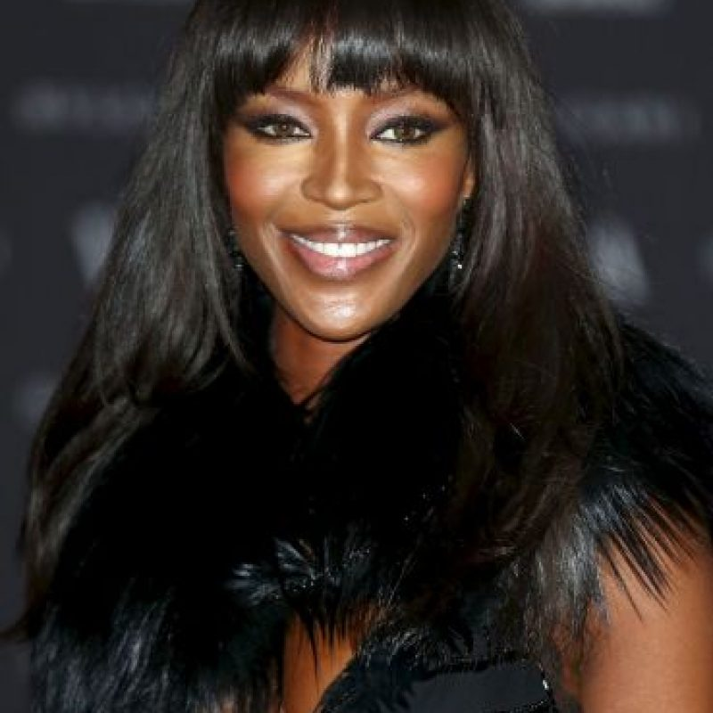 6. Naomi Campbell Foto: Getty Images