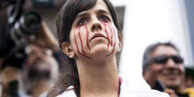 En 2015, Ecuador contó 97 feminicidios, que correspondió al 54% de las mujeres de ese país que sufrieron muertes violentas en ese lapso (179). Foto:Getty Images