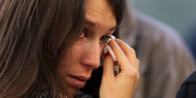 Un 38% de los asesinatos de mujeres que se producen en el mundo son cometidos por su pareja. Foto:Getty Images