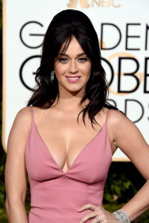 8. Katy Perry Foto: Getty Images
