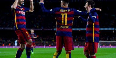 Messi y Cristiano son considerados los dos mejores futbolistas de la actuaidad Foto:Getty Images