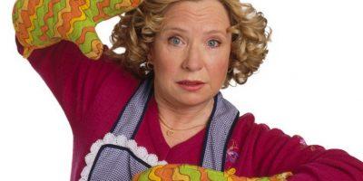 """Debra Jo Rupp era """"Kitty Forman"""", enfermera y la madre de la pandilla. Foto:vía FOX"""