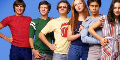 "Fotos: Así lucen actualmente los actores de ""That ""70s Show"""