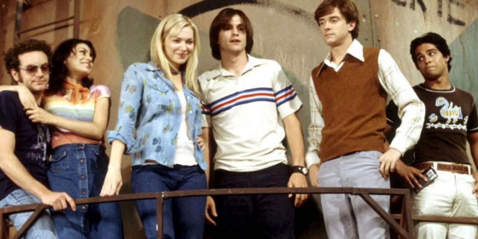 Las drogas, la adolescencia, la juventud y la cultura de la época. Foto:vía FOX