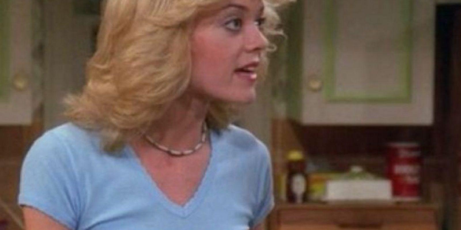 """Lisa Robin Kelly era """"Laurie Forman"""", hermana de """"Eric"""", malvada y promiscua. Foto:vía FOX"""