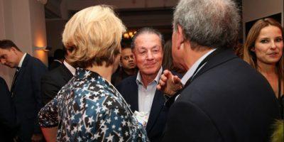 Eyal Ofer, de Israel, posee una fortuna de $8.4 mil millones de dólares. Foto:Flickr.com