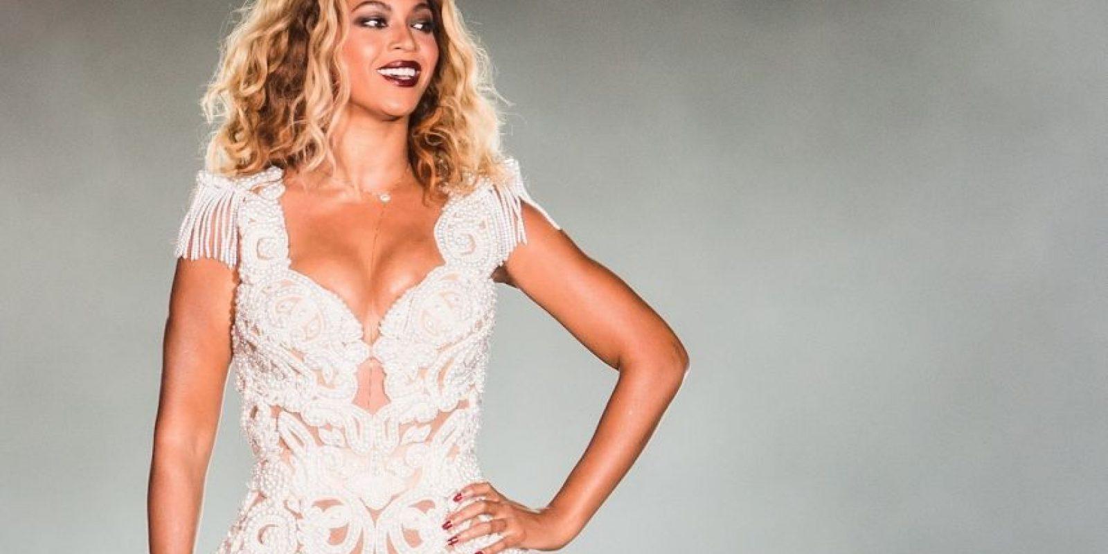La cantante realizó un show para un evento caritativo. Foto:Getty Images