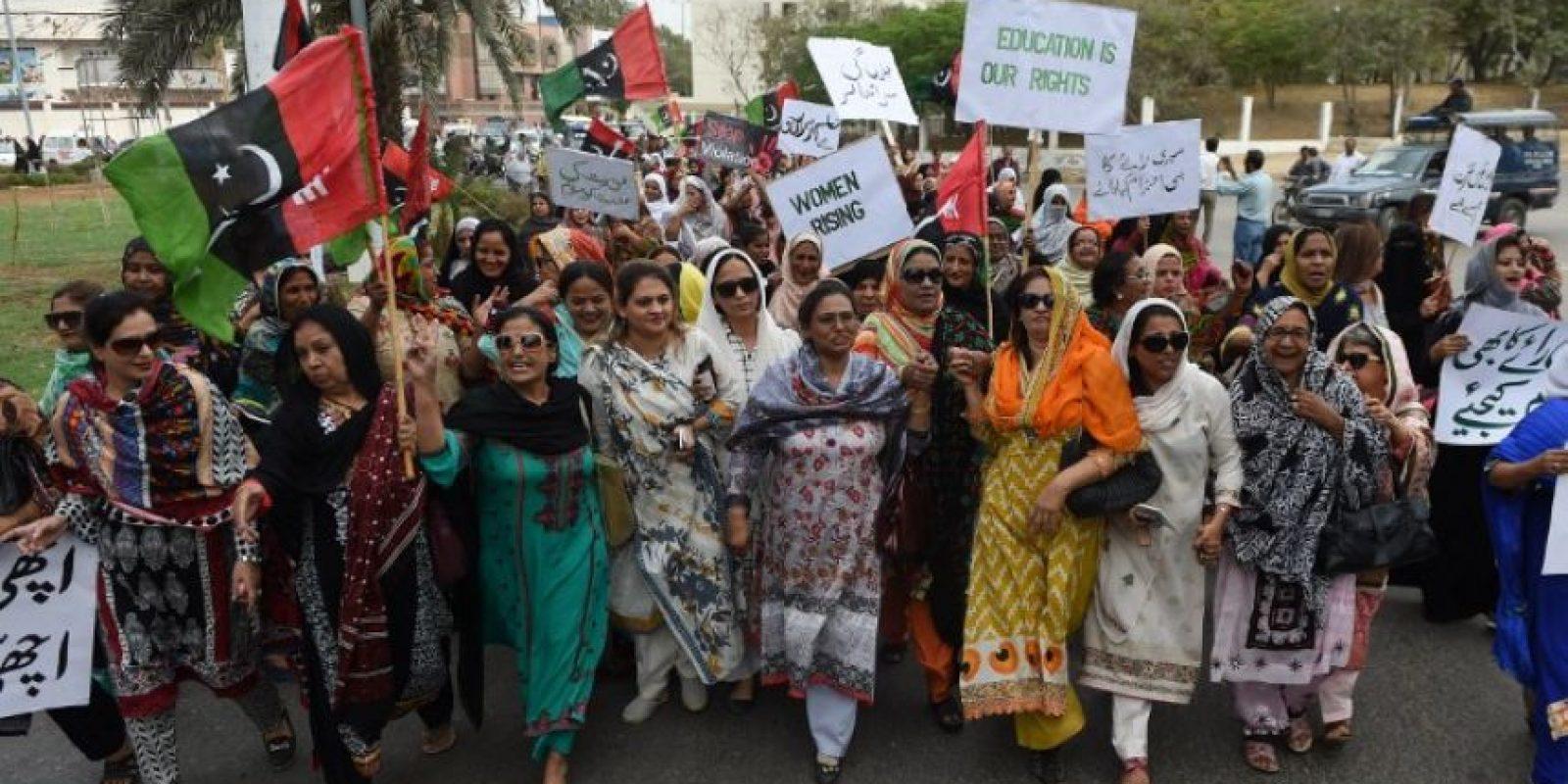 Pakistán Foto:AFP