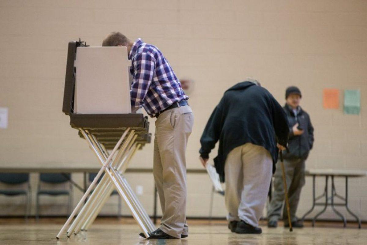 Los candidatos del Partido Republicano y del Partido Demócrata disputan las primarias de Michigan y Mississippi. Foto:AFP