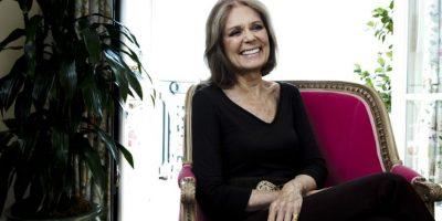"""""""Feminista es cualquiera que reconozca la igualdad y total humanidad de mujeres y hombres"""". Gloria Steinem, periodista y activista de la igualdad de género. Foto:Fuente Externa"""