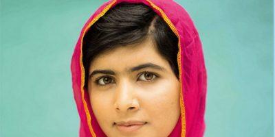 """""""Nunca podremos triunfar todos si la mitad de nosotros está siendo oprimida"""". Malala Yousafzai, Premio Nobel de la Paz y activista paquistaní. Foto:Fuente Externa"""