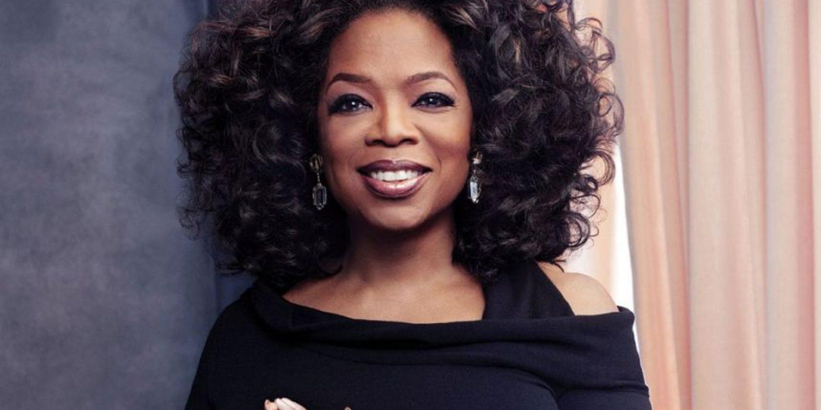 """""""Nunca me he considerado o catalogado como feminista, pero no creo que se pueda ser mujer en este mundo y no serlo"""". Oprah Winfrey personalidad de la televisión y filántropa. Foto:Fuente Externa"""