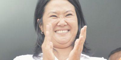 Keiko afianza su liderazgo en Perú