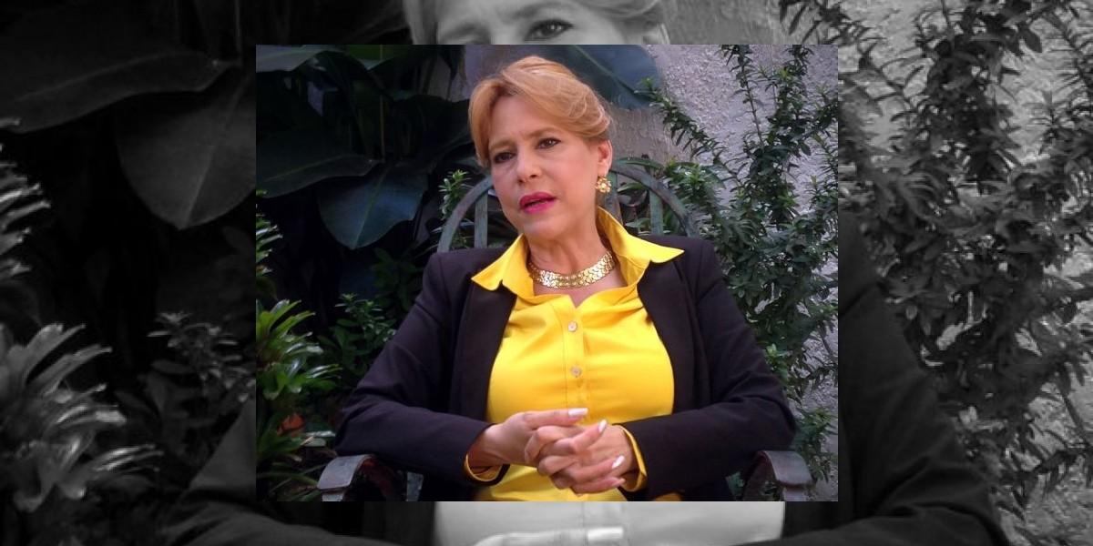 """Soraya Aquino: """"Es tiempo de que una mujer gobierne RD"""""""