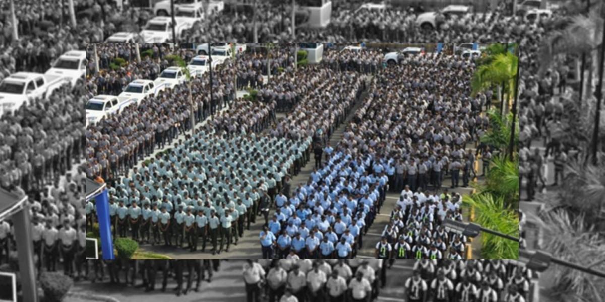 Poder Ejecutivo asciende a más de 10 mil miembros de las Fuerzas Armadas
