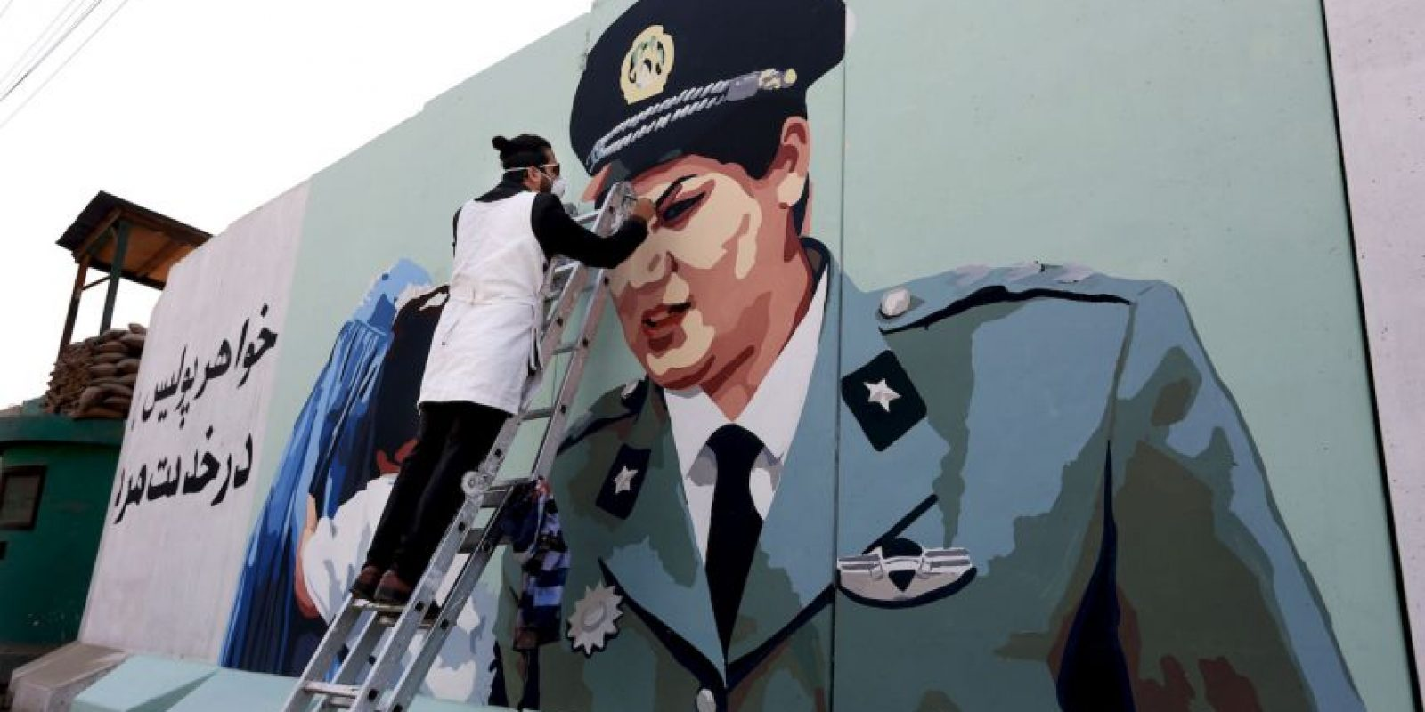 Afganistán Foto:AP