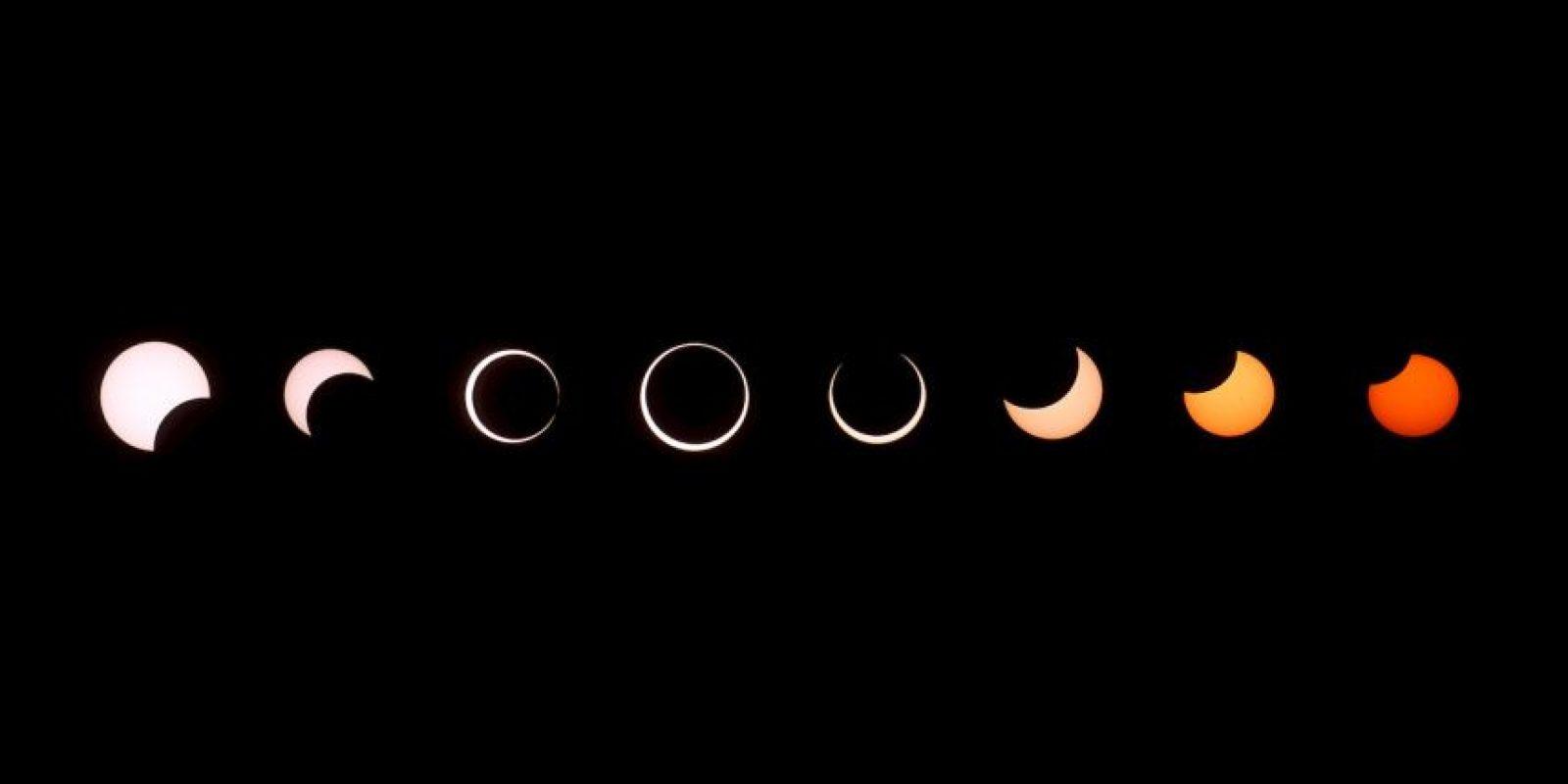 Recomendaciones para observar un eclipse solar Foto:Getty Images
