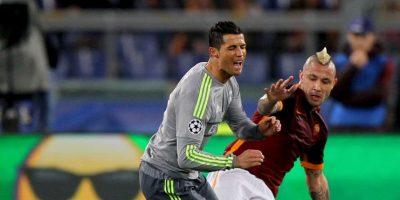 Tienen una ventaja de 2-0 que obtuvieron en la capital italiana. Foto:Getty Images