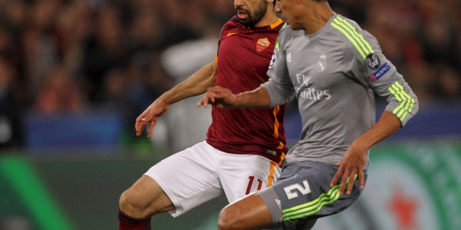 Real Madrid vs. Roma Foto: Getty Images
