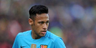 Neymar suma 18 goles en la Liga de España Foto:Getty Images